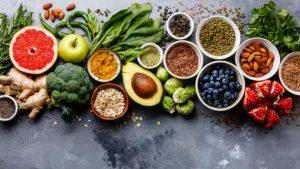alimentacion y menopausia