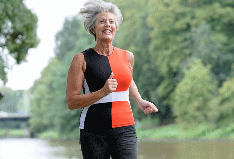 menopausia actividad fisica