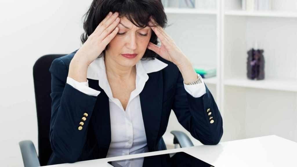 menopausia depresion