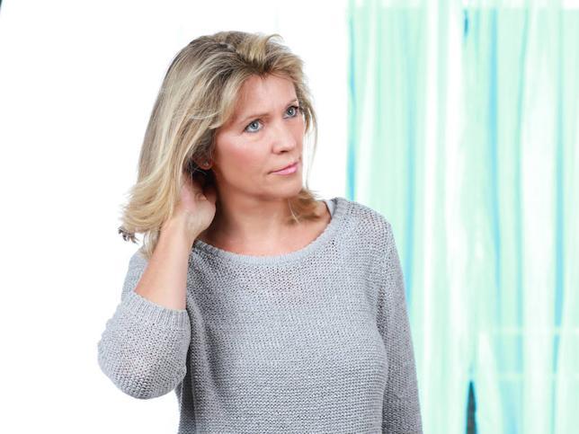 menopausia sintomas fisicos en la mujer