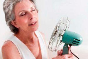 los sintomas de la menopausia